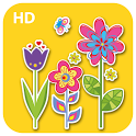 Flower Coloring Pages icon