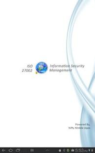 ISO 27002 Audit- screenshot thumbnail