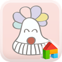 Lovely Drawings dodol Theme icon