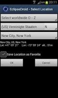 Screenshot of EclipseDroid USB