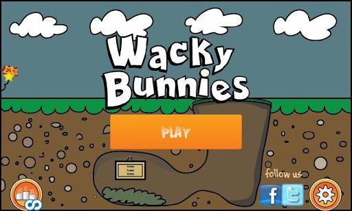 Wacky Bunnies: 疯狂的兔子