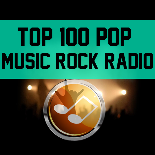 Top 100 Pop Music Rock Radio 音樂 App LOGO-APP試玩