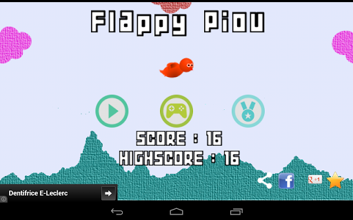 Flappy Piou 2.3 screenshots 14