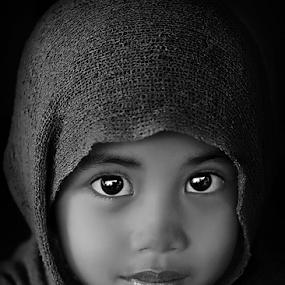by Yudi Prabowo - Black & White Portraits & People