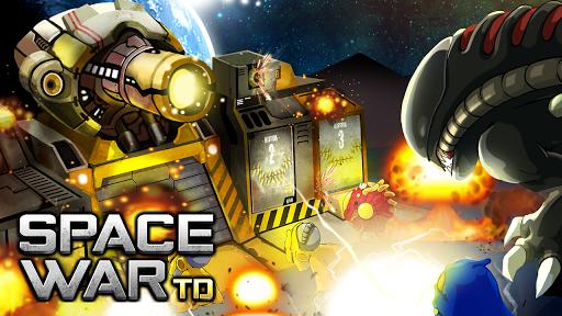 玩動作App 우주전쟁 (Space War TD)免費 APP試玩