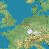 European Live Weather Radar