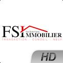 FS IMMOBILIER HD logo
