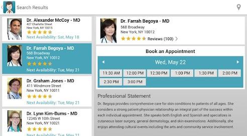 ZocDoc - Book a Doctor Online! Screenshot 7