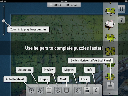 Jigsaw Puzzle Maker- screenshot thumbnail