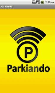 Parkiando screenshot
