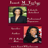 Get Organized - Janet M Taylor