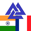 French Hindi Dictionary icon