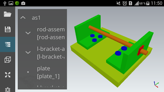 CAD Assistant screenshot 2