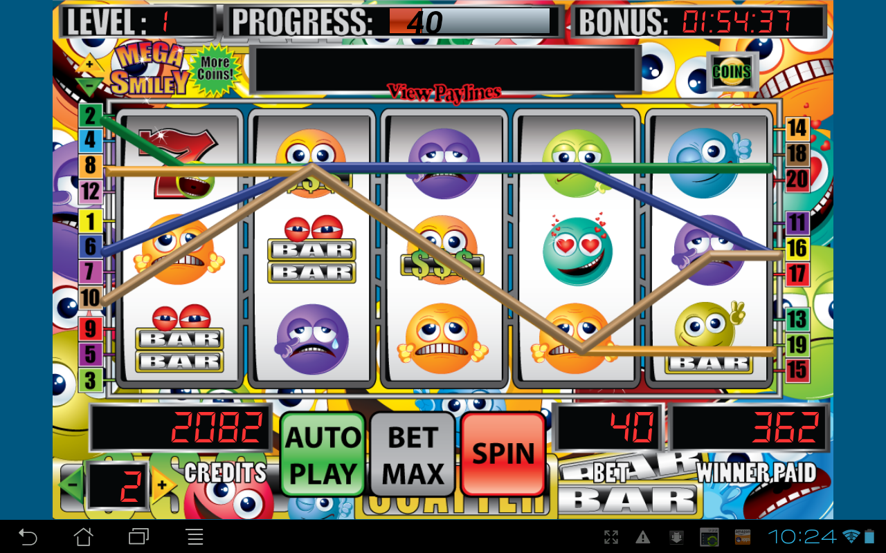 free slot machine apps for tablets