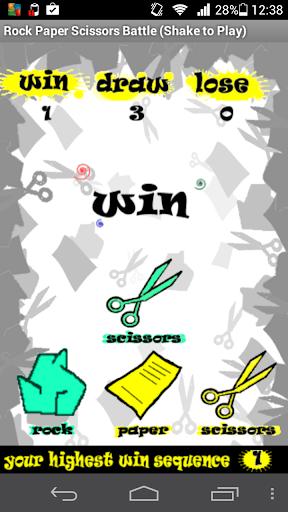 Rock Paper Scissors v RockJane