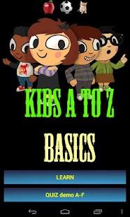 Kids ABC Free