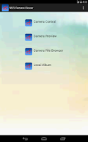 Screenshot of AIT WiFi Cam Viewer