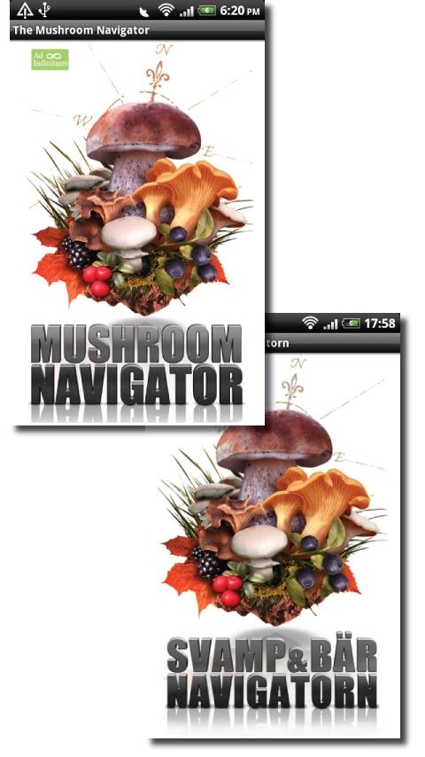 The Mushroom Navigator (FULL)- screenshot