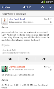 FastMail- screenshot thumbnail