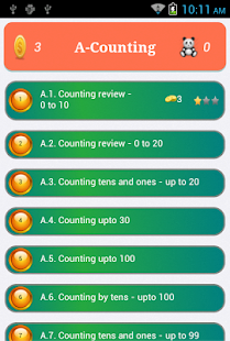 Kids Math Worksheet Free- screenshot thumbnail
