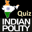 Indian Polity eBook & Quiz icon