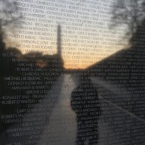 Vietnam War Memorial by VAM Photography - Buildings & Architecture Statues & Monuments ( memorial, vietnam war memorial, washington dc, travel, architecture,  )