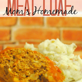 Mom's Best Meatloaf.