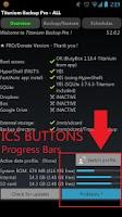 Screenshot of Holo Fixer (CM10 AOKP Theme)