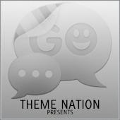 GO SMS Theme Elegance