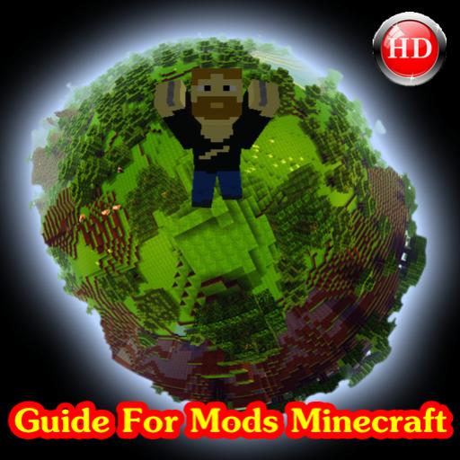 Guide For Mods Minecraft LOGO-APP點子