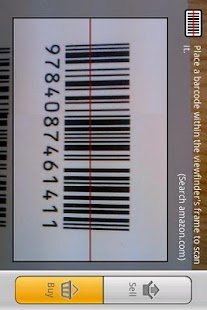HandyMarket Barcode Scanner - screenshot thumbnail