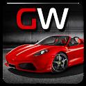 GW CarPix logo