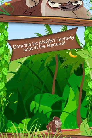 Angry Monkey - screenshot