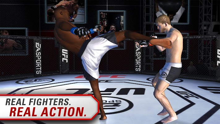 EA SPORTS™ UFC - screenshot