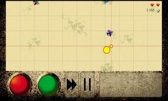 Screenshot of Gps War Lite