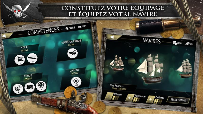 android Assassin's Creed Pirates Screenshot 10
