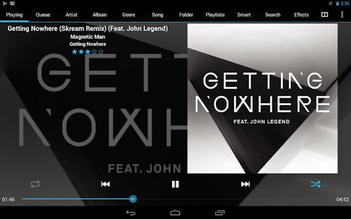 GoneMAD Music Player (Trial) - screenshot thumbnail