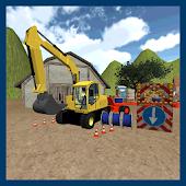 Excavator Simulator 3D: Road