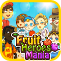 Fruit Heroes Mania icon