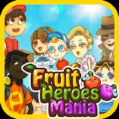 Fruit Heroes Mania