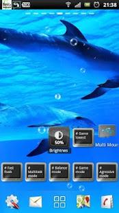 podmořský delfín lwp - náhled