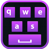 Purple Keyboard