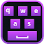 Purple Keyboard 1.1 APK for Android