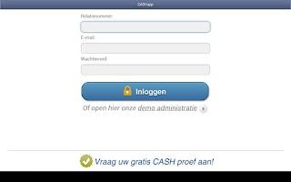 Screenshot of CASHapp