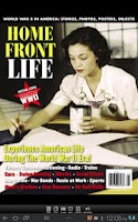 Screenshot of AMERICA IN WWII Special Issues