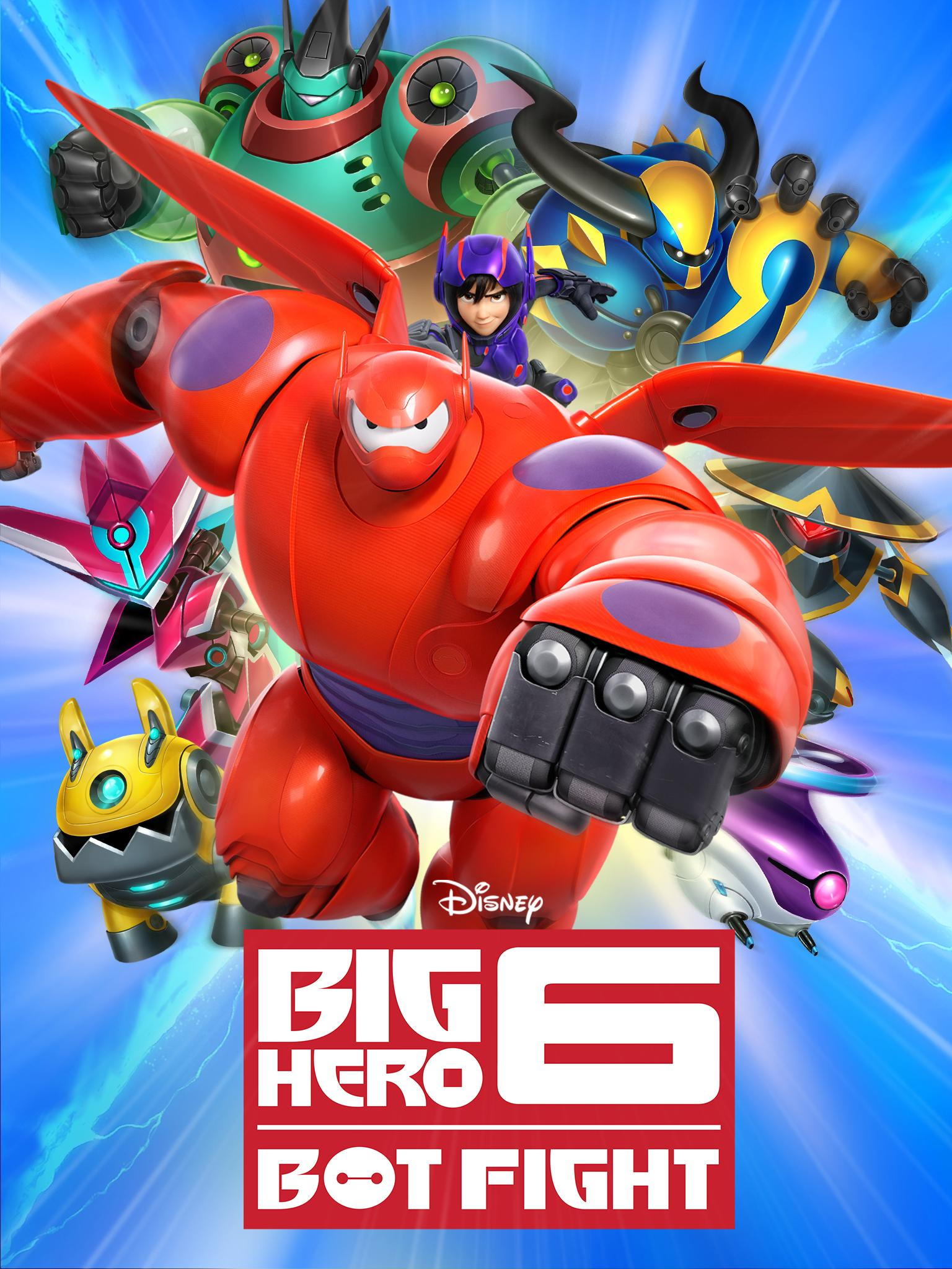 Big Hero 6 Bot Fight screenshot #19