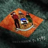 Delaware Flag Live Wallpaper