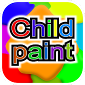Child Paint! for baby/infant