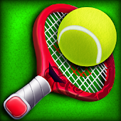 Flick Hit Tennis 3D
