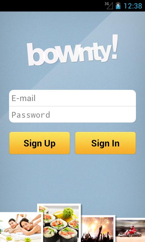 Bownty - screenshot